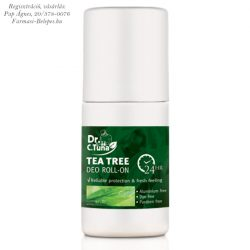 Dr. C. Tuna Deo Roll-on teafa olajjal