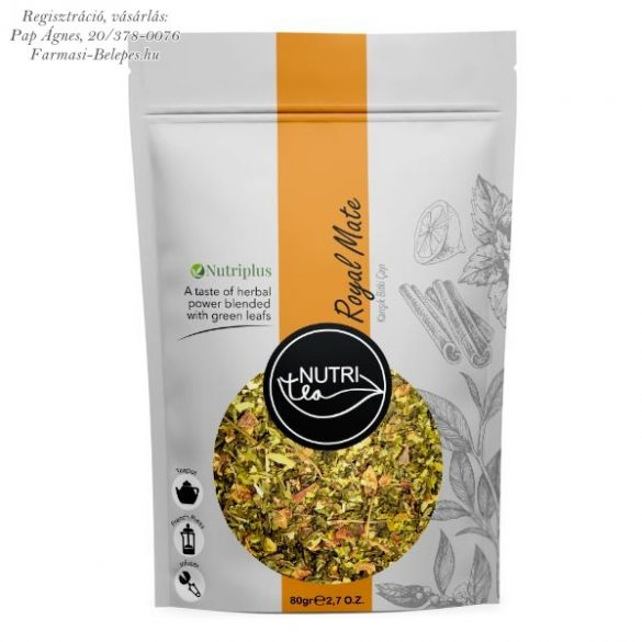 Nutriplus Tea Royal Mate